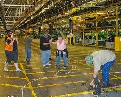 Team Building at John Deere with Venture Up