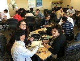 Team Building at John Deere - Venture Up