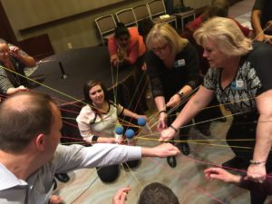 team building game workplace