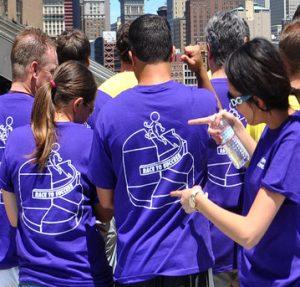 Venture Up Amazing Race shirt