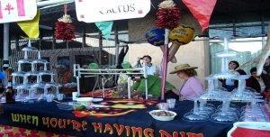 Venture Up Salsa Mania Cantinaville Winner