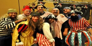 Venture Up Salsa Mania Cantinaville Pirate theme