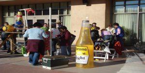 Venture Up Corona Salsa Mania Cantinaville