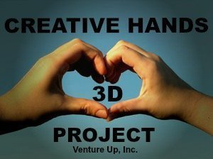 Venture Up Creative hands project 3D printing prosthesis