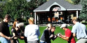 Venture Up Park City Utah Park outdoor Strategic games team building