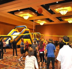 Venture Up obstacle Course