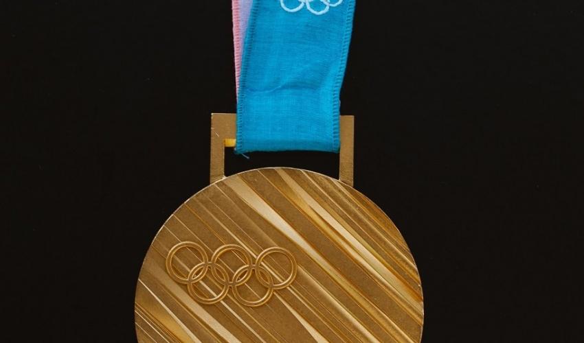 Venture Up Gold Medal